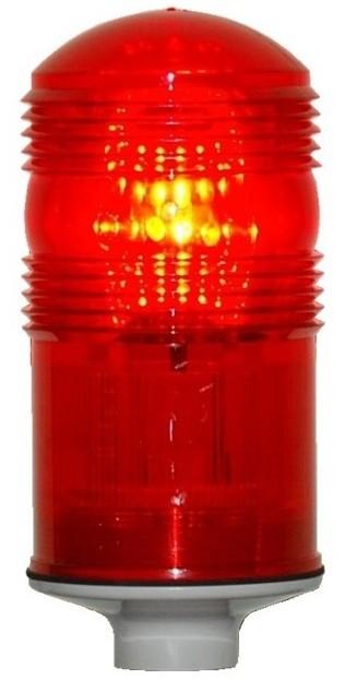 Светильник ЗОМ-48LED >32cd, тип «Б», 30-265V AC/DC, IP65.