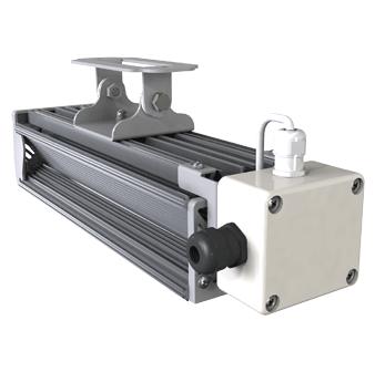 Светодиодный светильник для ЖКХ L-industry 12