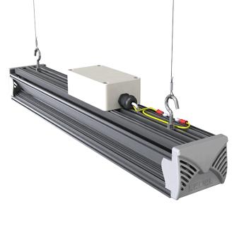 Промышленный светодиодный светильник L-industry 24 IP66