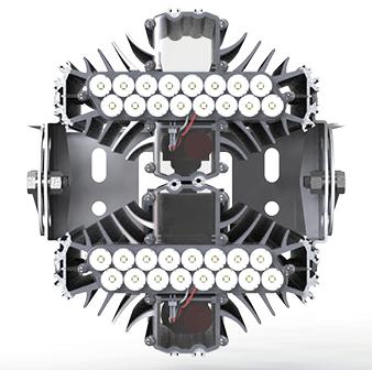 Прожектор светодиодный L-lego 110 banner