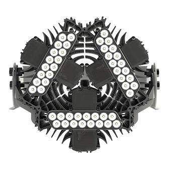 Промышленный светодиодный светильник L-lego 165