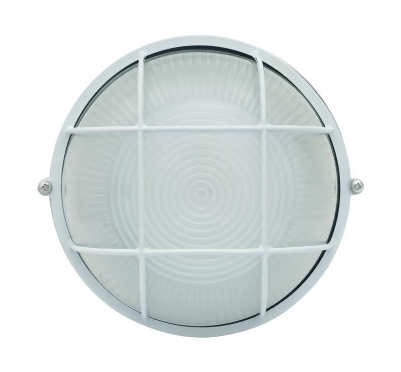 Светодиодный светильник для ЖКХ LedNik ЖКХ 07/18 (матовый, решетка)