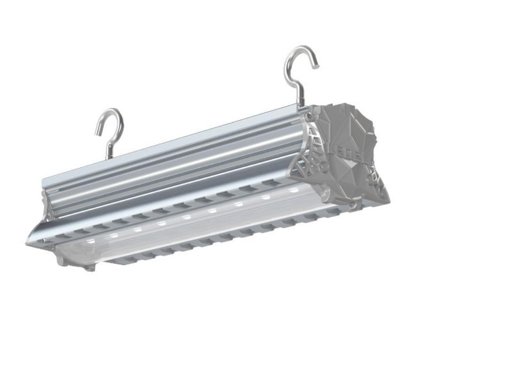 Промышленный светодиодный светильник L-industry 30 Turbine