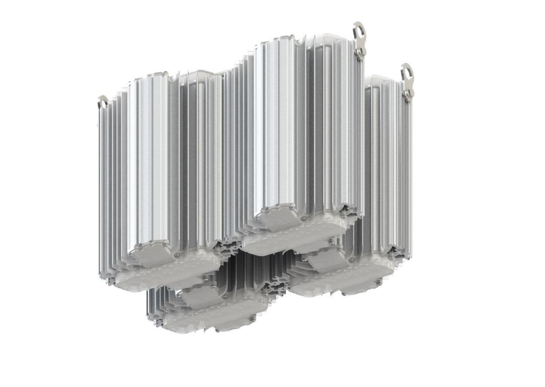 Промышленный светодиодный светильник L-lego 220