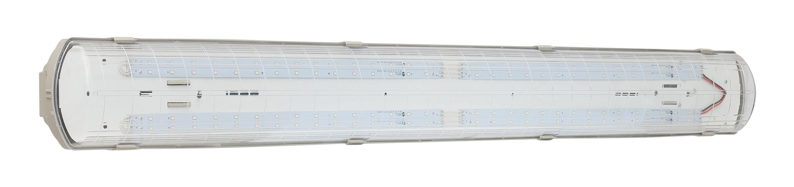 Промышленный светодиодный светильник LedNik ПСО 24 (1280мм) IP 65