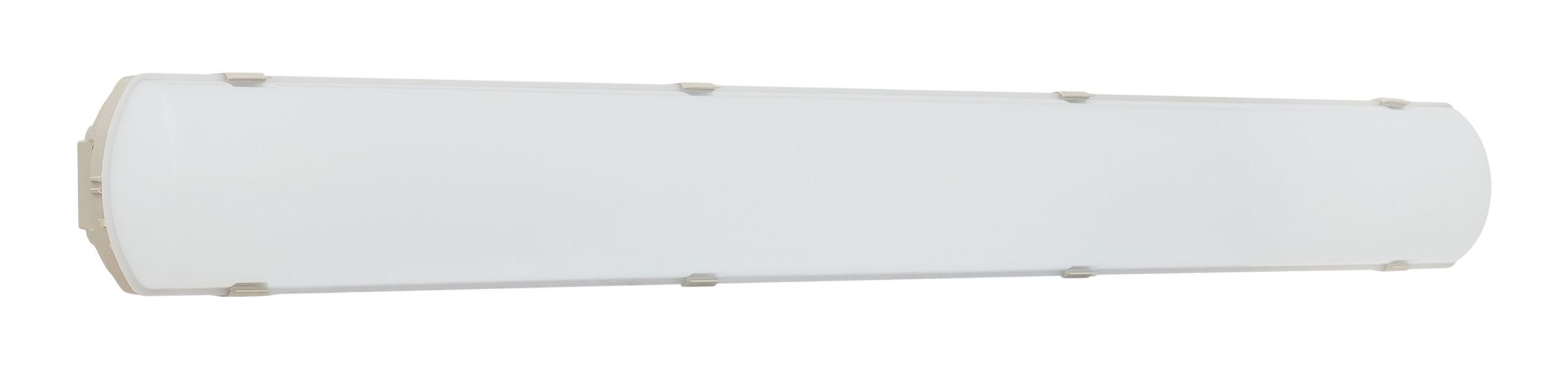 Промышленный светодиодный светильник LedNik ПСО Ni36 Ultra 2x (1280мм) IP 65 матовый
