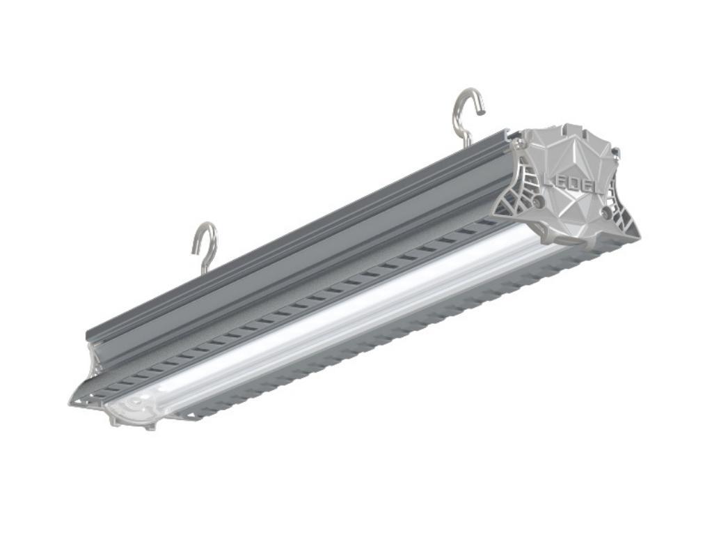 Промышленный светодиодный светильник L-industry 60 Turbine