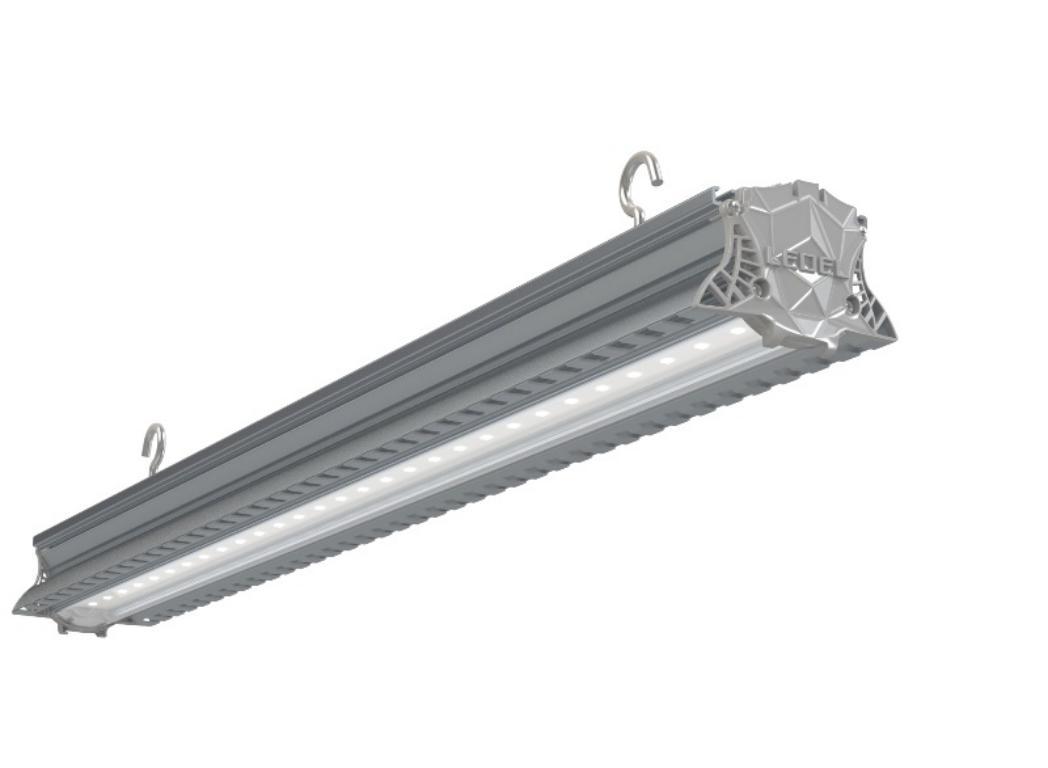 Промышленный светодиодный светильник L-industry 90 Turbine