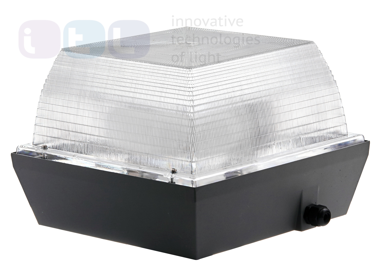 Светильник накладной индукционный ITL-CG001 80W