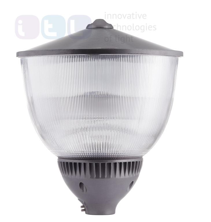 Светильник уличный индукционный ITL-CY001 40W