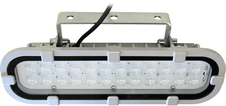 Архитектурный светодиодный светильник FWL 14-52-W50-Г65/К30/К15