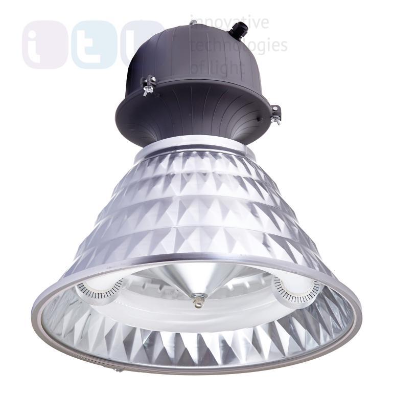 Светильник промышленный индукционный ITL-HB001 80W