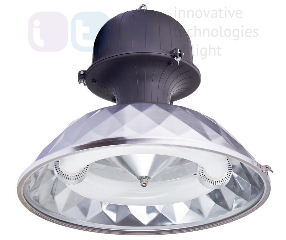 Светильник промышленный индукционный ITL-HB002 80W