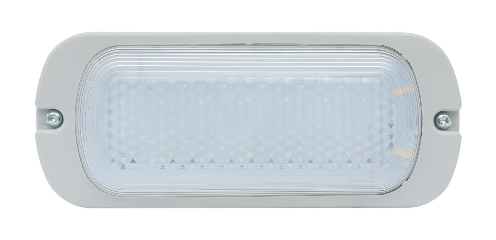 Светодиодный светильник для ЖКХ LedNik ЖКХ 07/18 ЭКОНОМ 9 Д   с датчиком