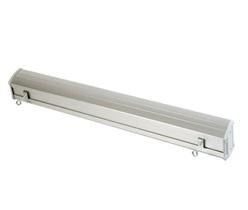 Светильник для торговых залов алюминиевый - SVT-RTL A-68-1500-IP54