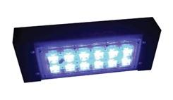 """Цветной прожекторный светильник """"ШЕВРОН"""" - SVT-Str P-S-30-27-Blue-12VDC"""