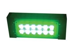 """Цветной прожекторный светильник """"ШЕВРОН"""" - SVT-Str P-S-30-27-Green"""