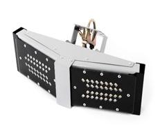 """Универсальный-тепломорозоустойчивый светильник """"ШЕВРОН"""" V-образный - SVT-Str U-V-42-125-TR"""