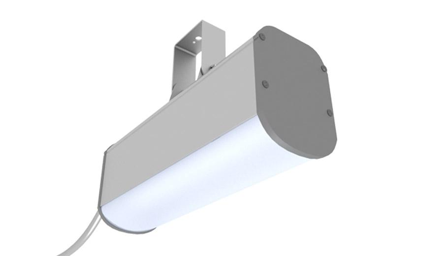 Светодиодный линейный светильник общего освещения SV-LINER-ORBIT-10-230-IP54  (opal/strip)
