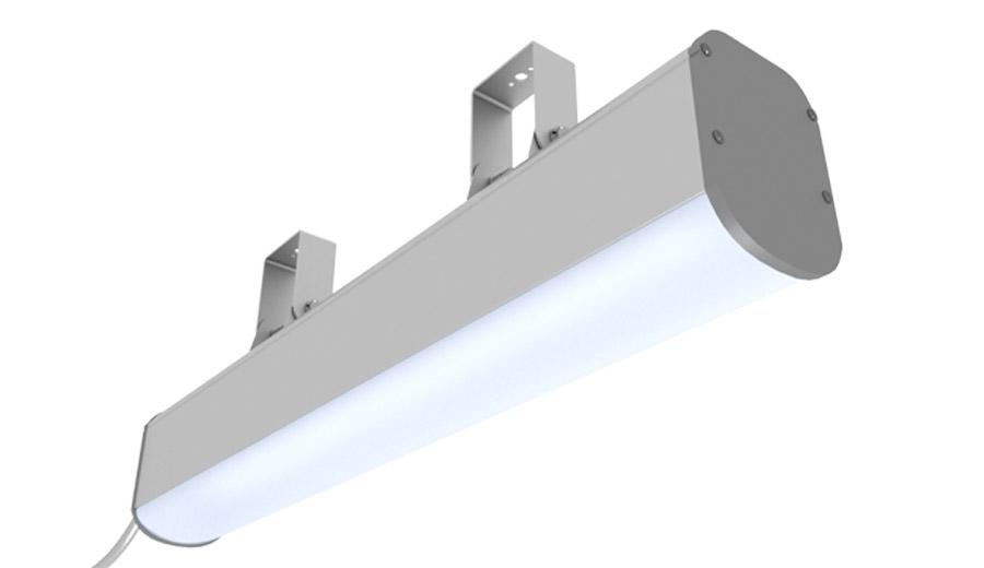 Светодиодный линейный светильник общего освещения SV-LINER-ORBIT-50-1030-IP54 (opal/strip)
