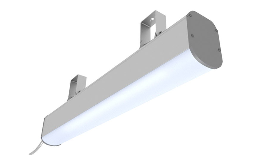 Светодиодный линейный светильник общего освещения SV-LINER-ORBIT-70-1430-IP54 (opal/strip)