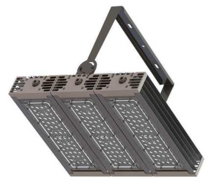 Светильник для промышленных помещений О2-Пром-П-03-150-Д120