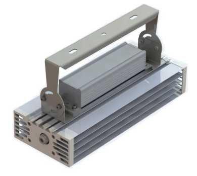 Светильник для промышленных помещений О2-Пром-П-03-50-Д90