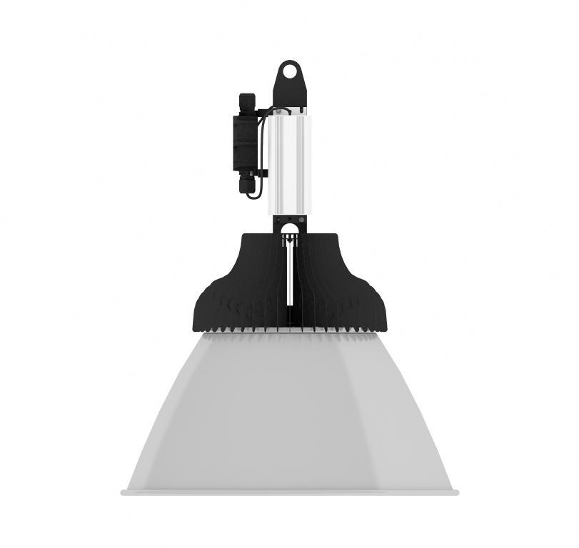 Подвесной светильник для промышленных помещений О2-Индастри-03-100-К40
