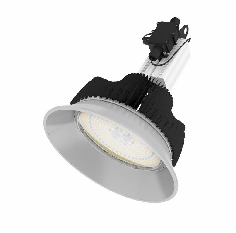 Подвесной светильник для промышленных помещений О2-Индастри-04-160-Д90