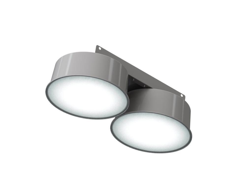 Светильник для складских и промышленных помещений О2-Лоджистик-12500