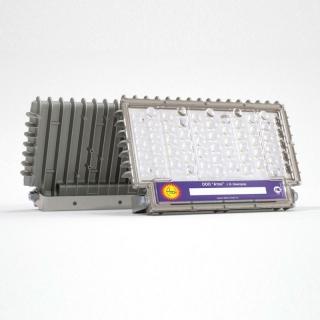 Светильник взрывозащищенный светодиодный АТ-ДОК-13/100-220VAC-IP67-EX серия Star