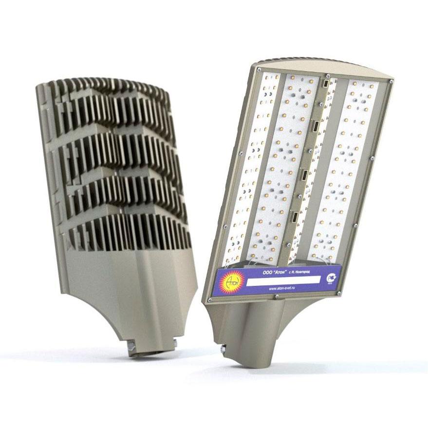Светодиодный светильник промышленного назначения АТ-ДКУ-70  тип Bat