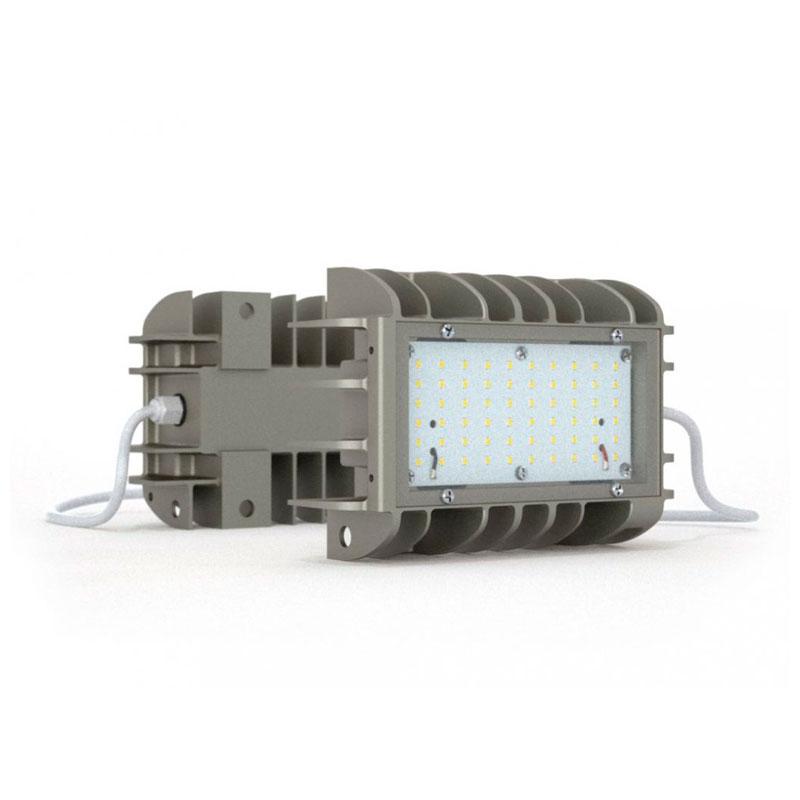 Светодиодный светильник промышленного назначения АТ-ДБТ-Т-18 тип Тоннель