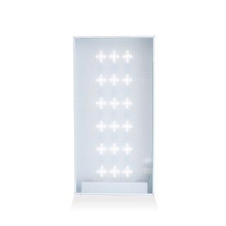 Светодиодный офисный светильник ССВ-15/1600/А40-А50 (П)