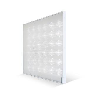 Светодиодный офисный светильник ССВ-28/3100/А40-А50 (универсал 4х9)