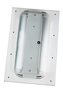 Светодиодный встраиваемый светильник для АЗС ДВУ 02-130-50-Д110