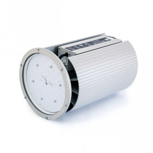 Светодиодный промышленный светильник ДСП 07-130-50-Г60/К40/К15