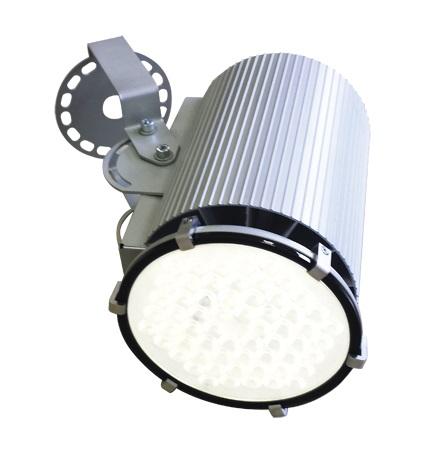 Светильник промышленный на кронштейне ДСП  27-130-50-Г60/К40/К15