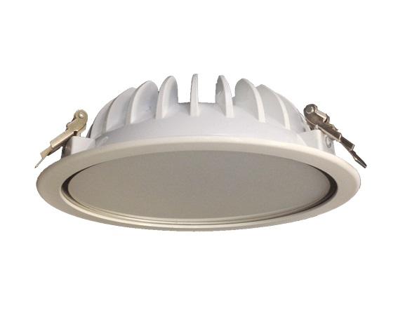 Встраиваемый светодиодный светильник ДВО 05-33-50-Д