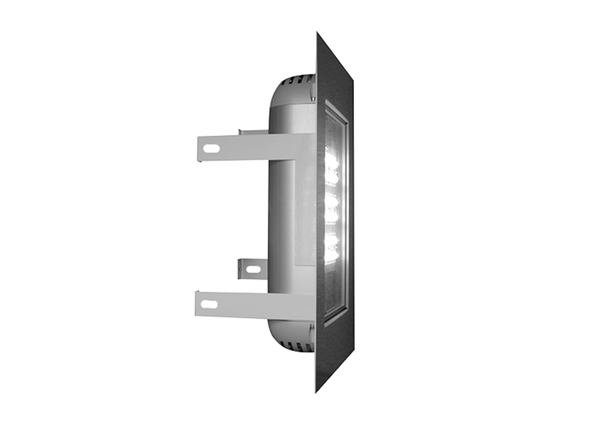 Светодиодный встраиваемый светильник для АЗС ДВУ 01-78-50-Д110