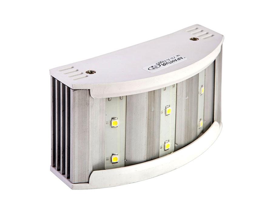 Светодиодный светильник для ЖКХ СЭС-01-6-МЛ