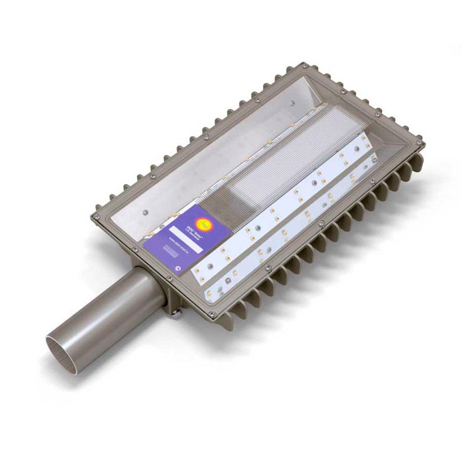 Светодиодный светильник промышленного назначения АТ-ДКУ-11-70 тип Street