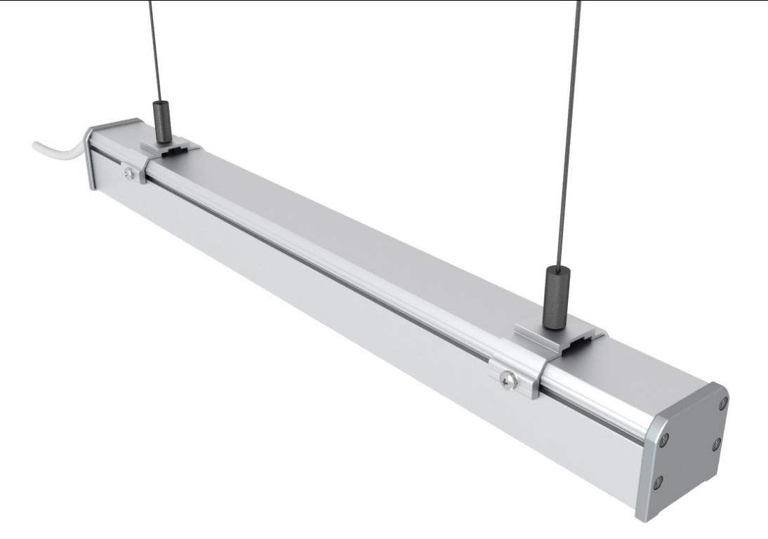 Светодиодный светильник SV-SPIRE-15-470-ED