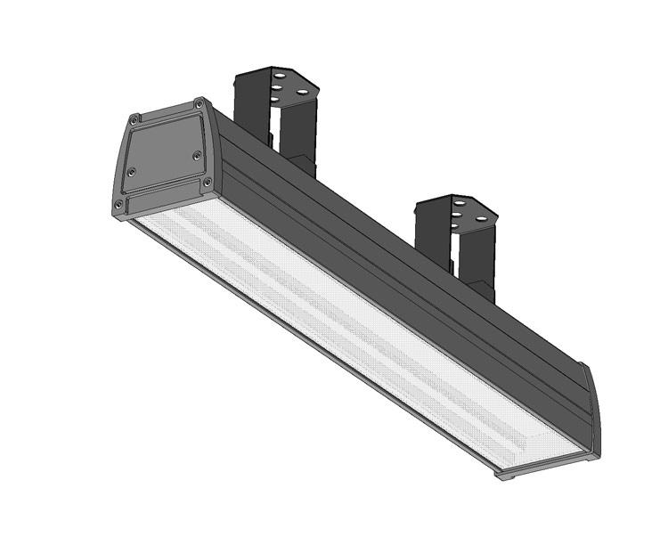 Светодиодный фито светильник LGT-Agro-Vega-30