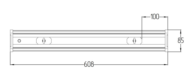 Светодиодный промышленный светильник LGT-Prom-Vega-70