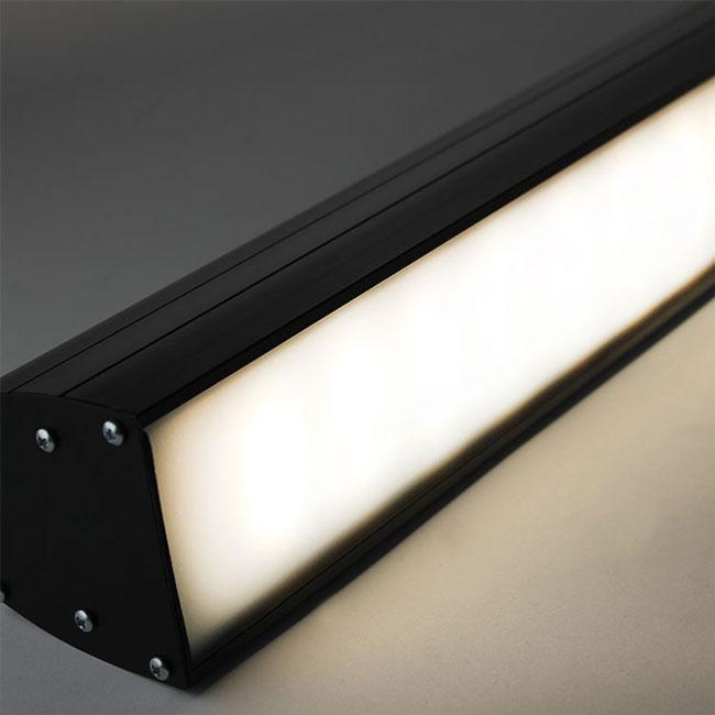 Светодиодный светильник LGT-Retail-Line-70-Black