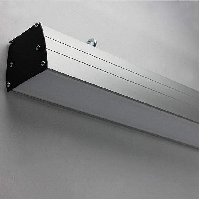 Светодиодный светильник LGT-Retail-Line-70-Silver