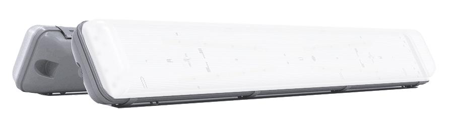 Офисный светильник ЛУЧ 5х8 LEDLINE IP65