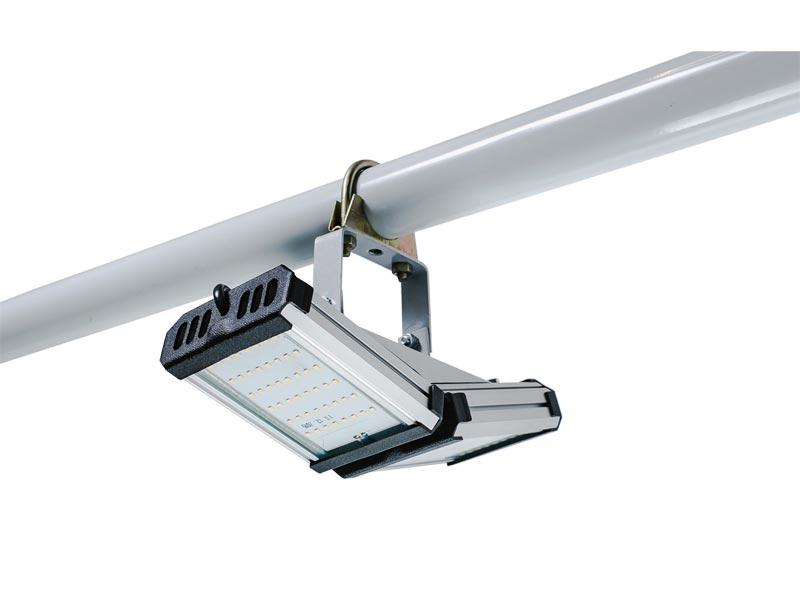 Светодиодный светильник Модуль Галочка универсальный 32 Вт - ViLED СС Т1-У-Е-32-270.100.160-4-0-67