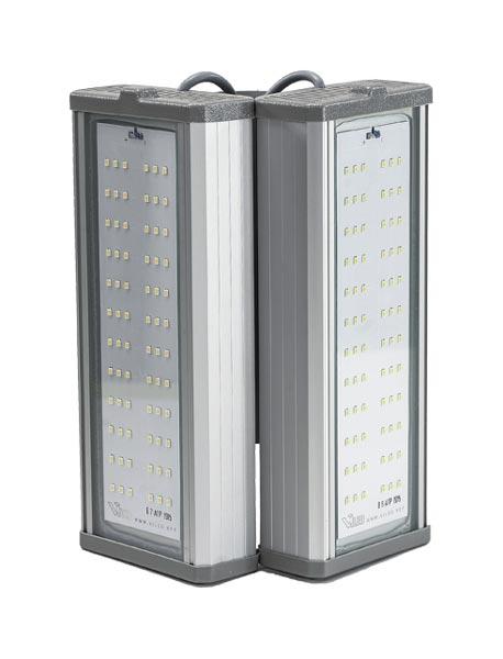 Светодиодный светильник Модуль консоль МК-2 64 Вт - ViLED СС М1-МК-Е-64-250.195.160-4-0-67